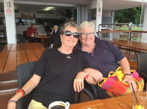 Farewell lunch At Yacht Club Rushcutters Bay Sydney