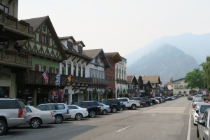 Leavenworth Streetscape