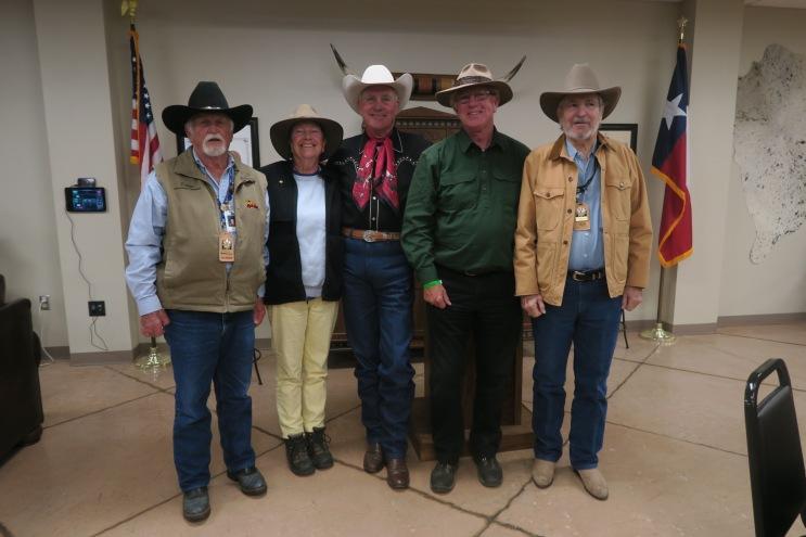 Rodeo International Committee