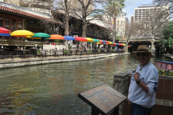 San Ant. River walk